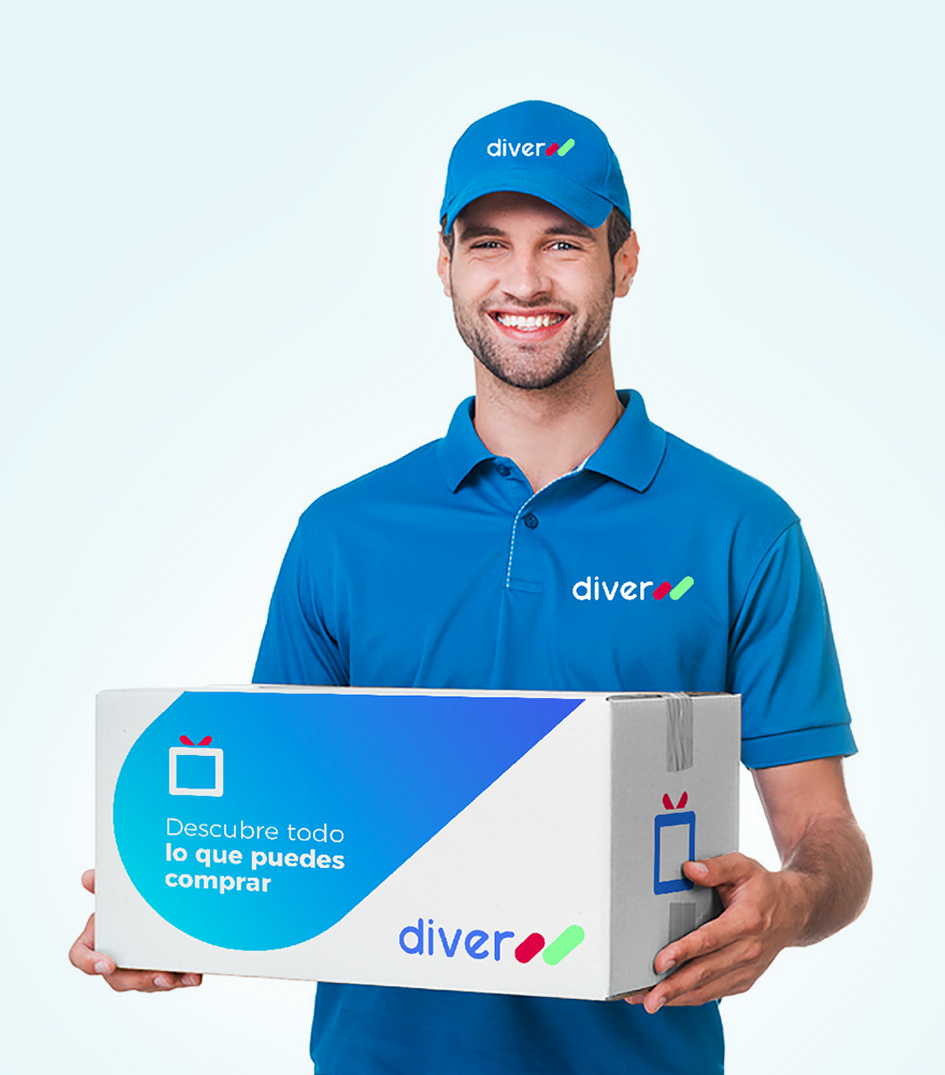 DIVER. E-COMMERCE