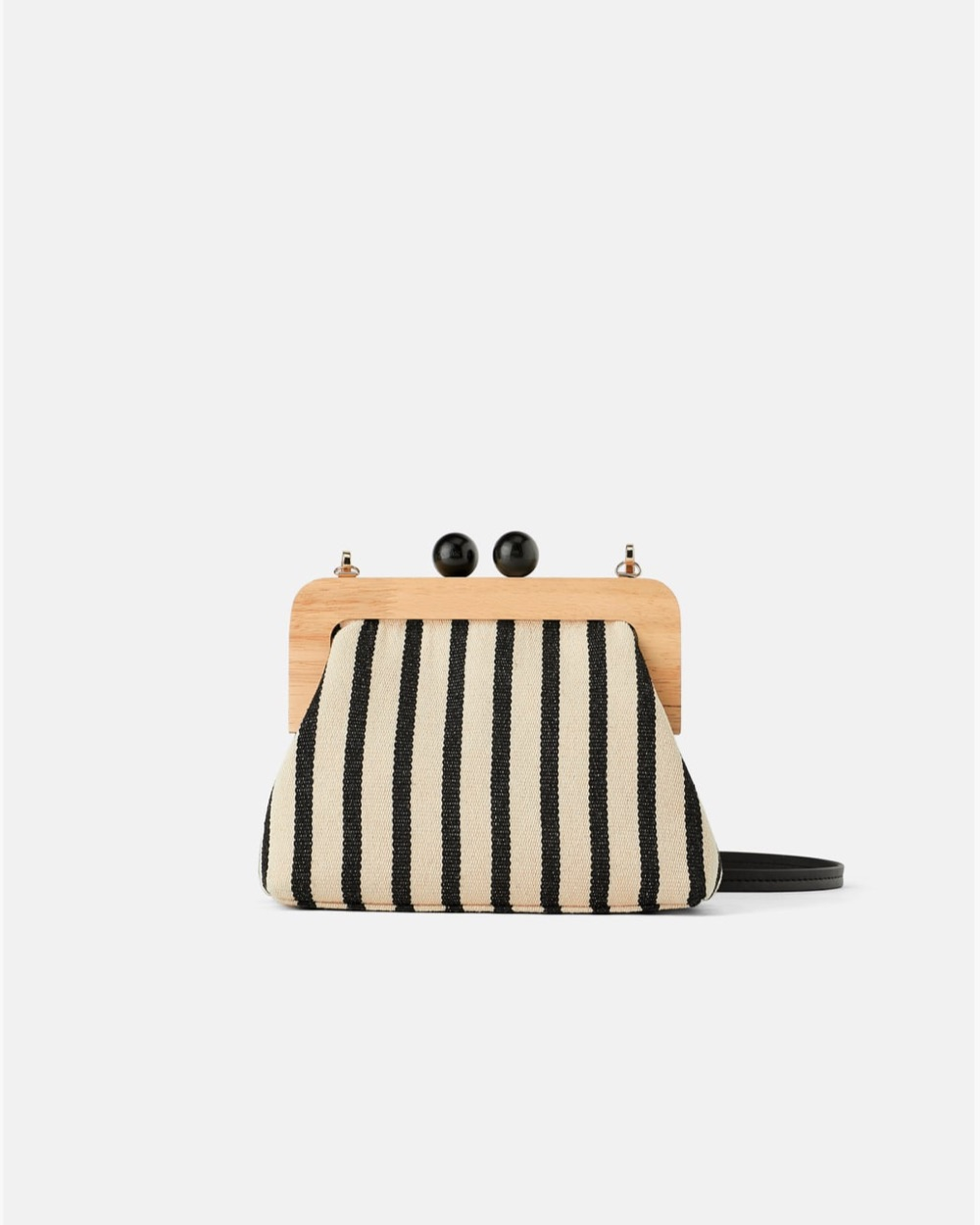 Striped Coin Purse