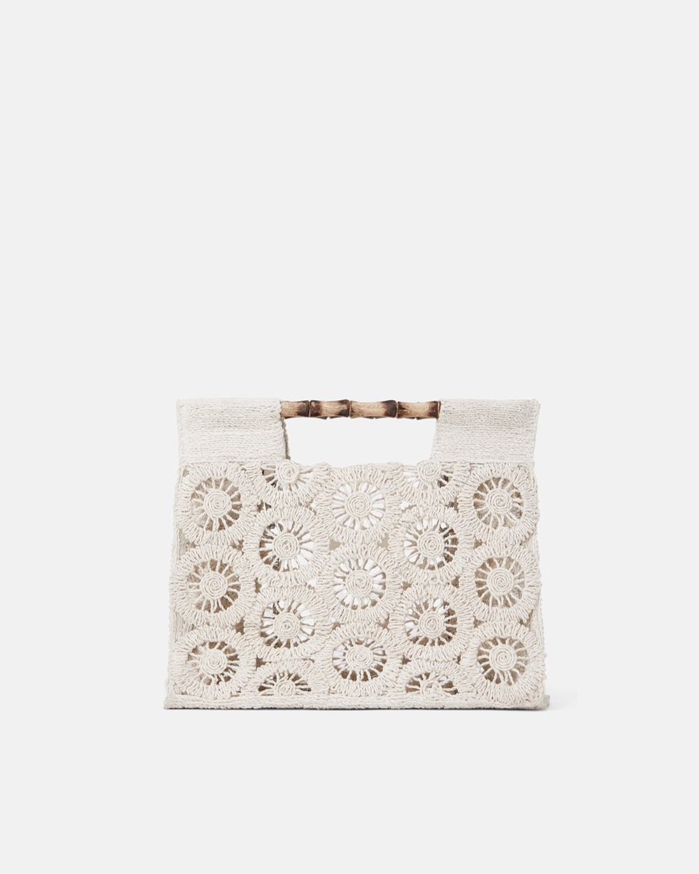 Fabric Patterned Bag
