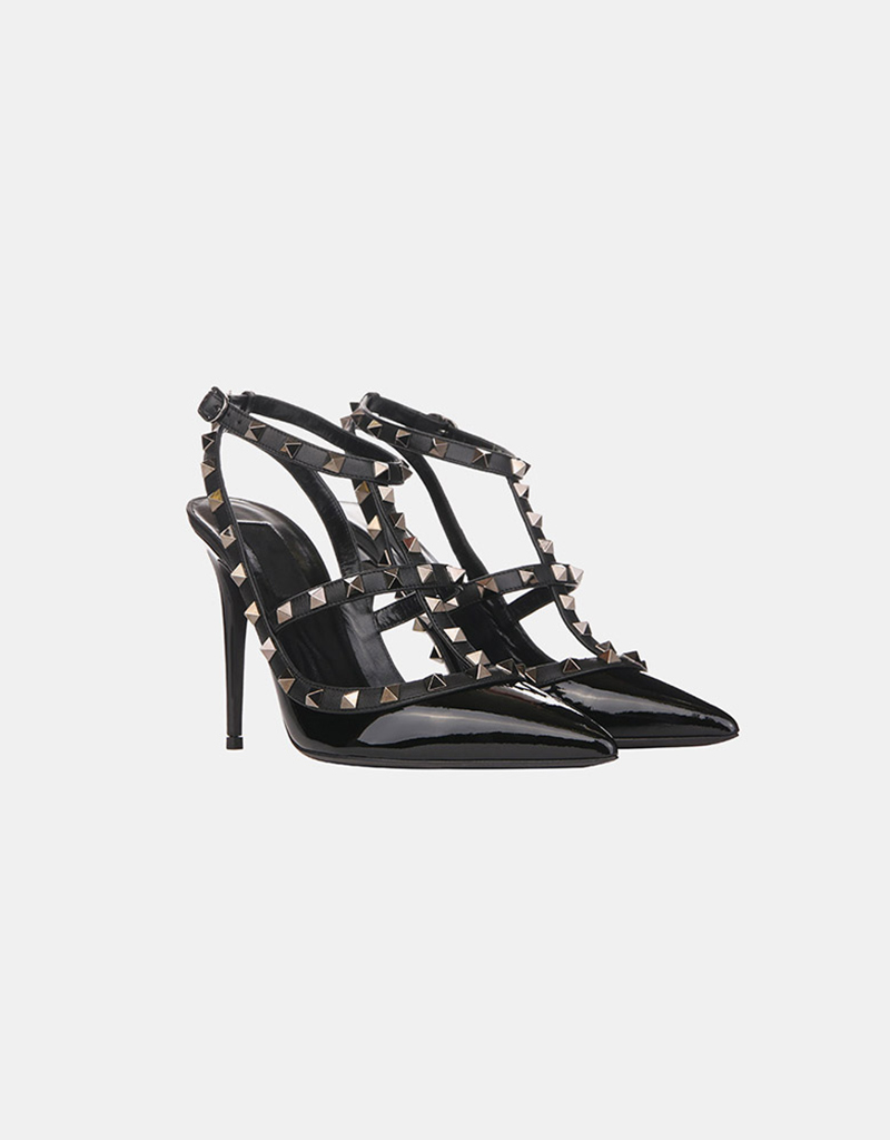 Stumped Heel Stiletto
